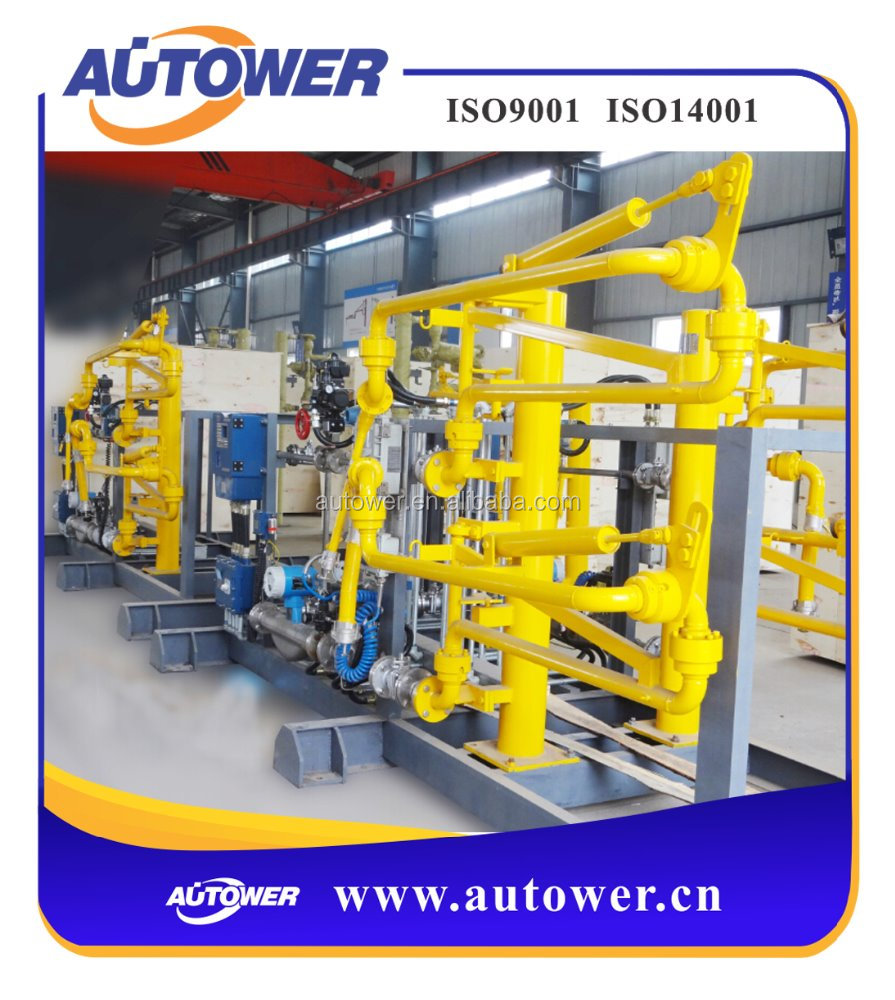 Movable Skid Batch Control Filling Station For Dangerous Petroleum Products  - Buy Injection Device,Skid Mounted Platform,Petroleum Based Products
