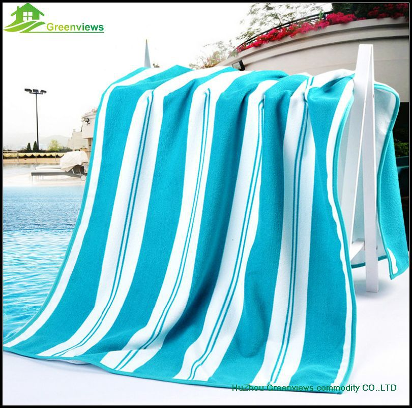 Micro fiber bath towels microfiber sports beach printed microfibre towel chamois printed cleaning towel manufacturer