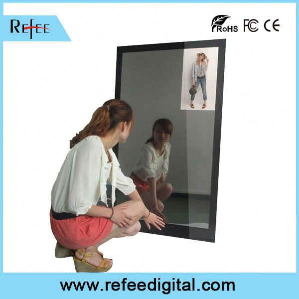 Refee Unique selling idea and solution for advertising,shower enclosure