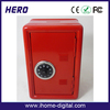 metallic home safe home money counting safe box inflatable money pig box