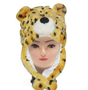 96d364bf9062c Wolf Animal Hat