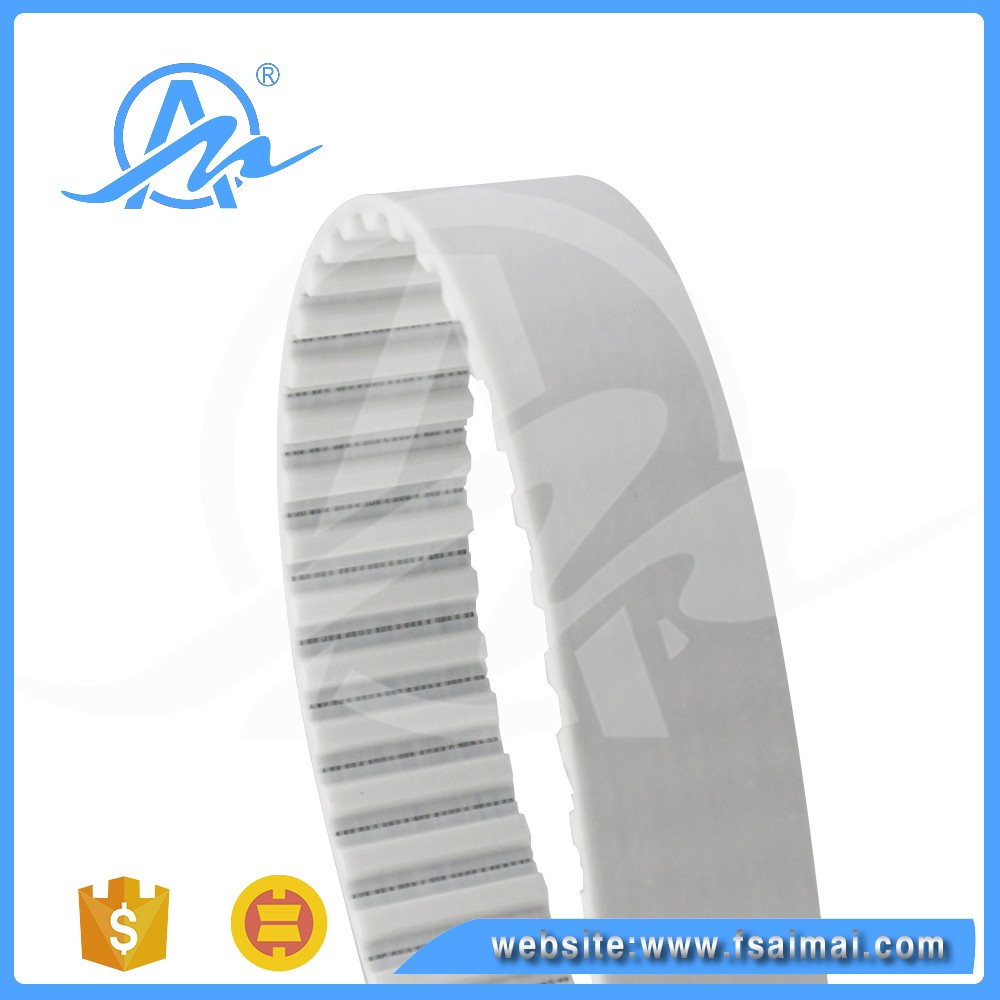 Special processing OEM PU open ended timing belt