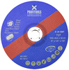 China professional tool supplier EN12413 standard T27 metal abrasive disc