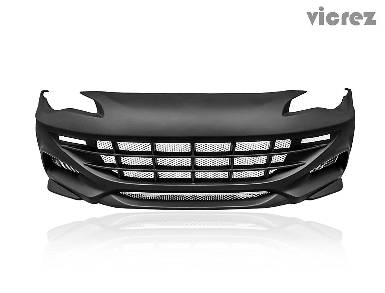 Vicrez Scion FRS / Subaru BRZ 2013-2016 VZ Style Polyurethane Front Bumper - vz100461