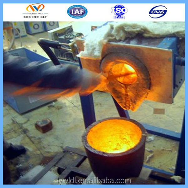 mini gold aluminium induction melting furnace induction heating machine goldsmith tools