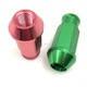 Hot selling Alumiunum T6061 Auto racing wheel lug nut