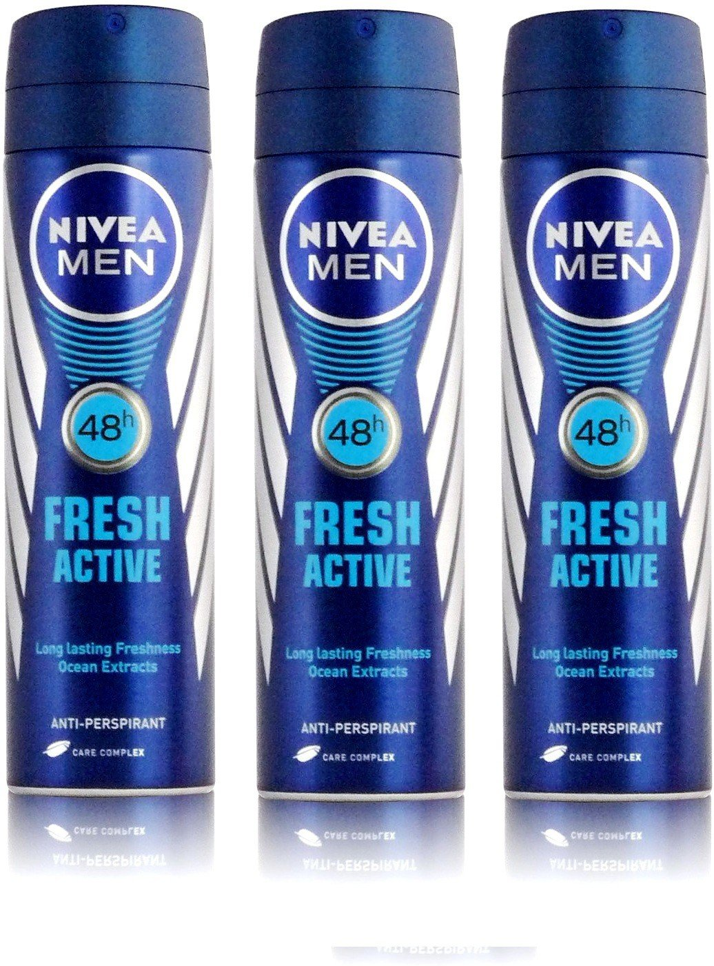 Cheap Deo Nivea Find Deals On Line At Alibabacom Extra Whitening Roll Female 25ml Get Quotations For Men Spray Antiperspirant Fresh Active 150ml Pack Of 3