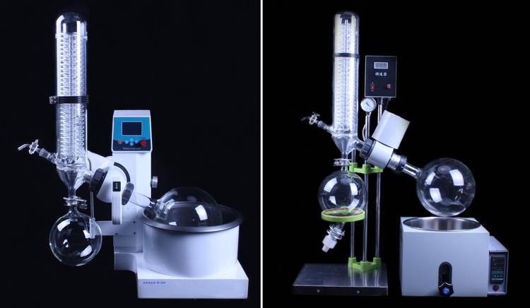 Laboratory Short Path Distillation System/ Vacuum Rotary Evaporator Price