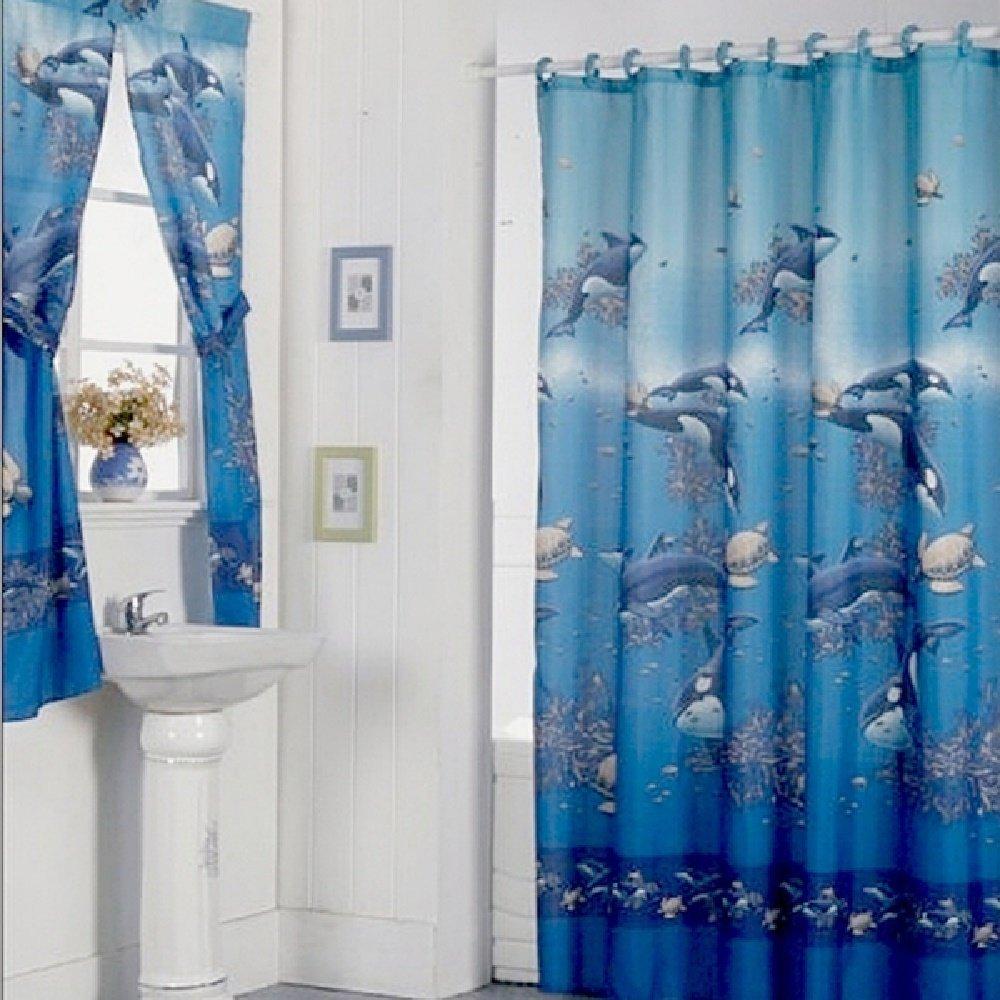 Cheap Kids Fish Shower Curtain, find Kids Fish Shower Curtain deals ...