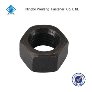 China fastener manufactory Stainless steel 304 steel Fastener Steel Zinc Plated Finish Class 5 Hex Nuts