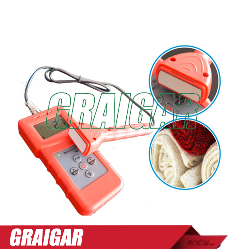 MS310-S Multifunction Wood,Timber,Paper, Bamboo, Carton, Digital Inductive Moisture Tester