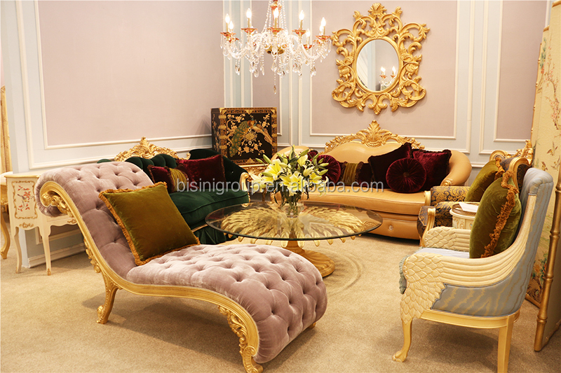 New Baroque Classic French Sofa Set, Royal Vintage Upholstery ...