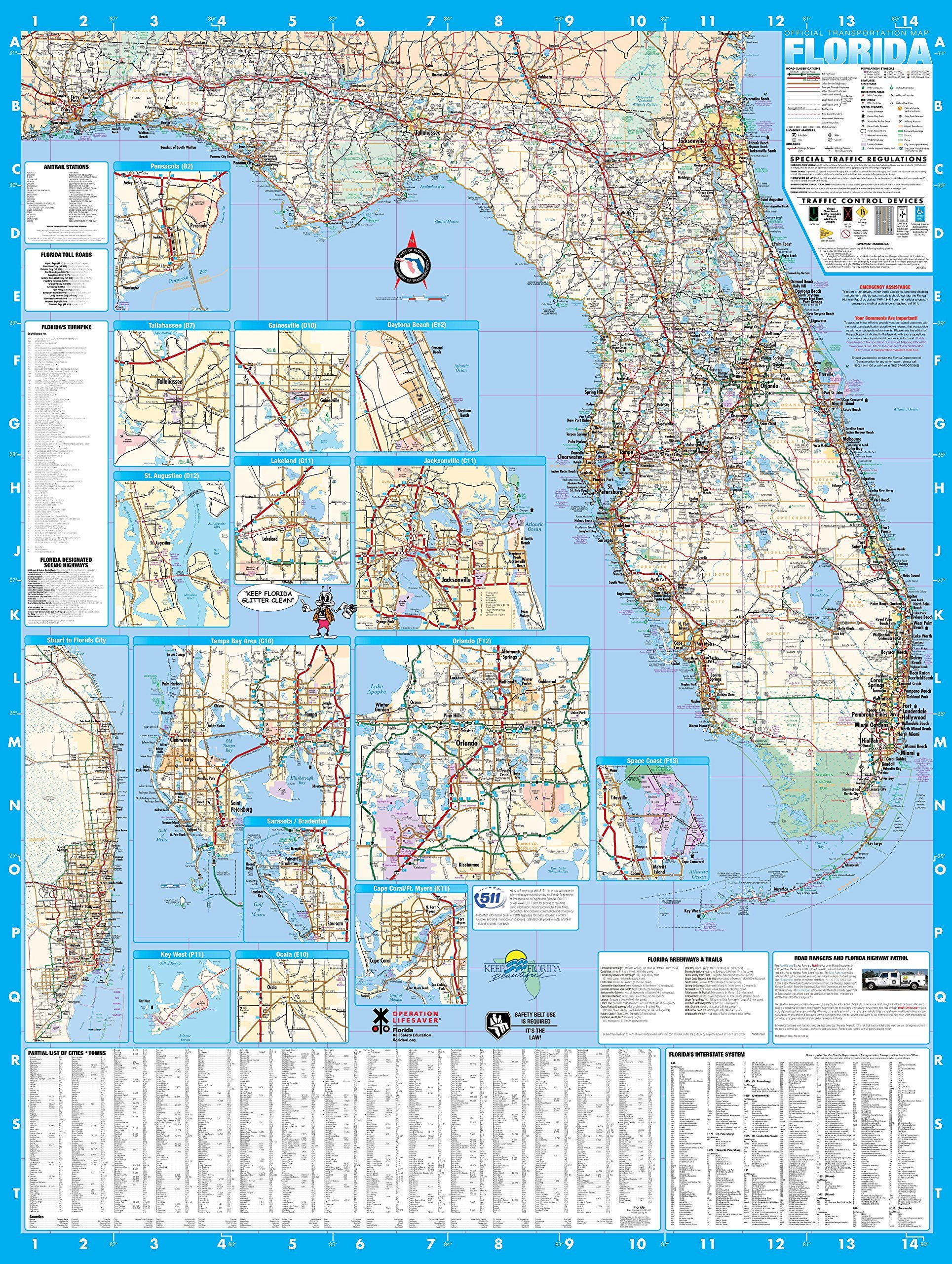 Cheap Driving Map Of Florida Find Driving Map Of Florida Deals On