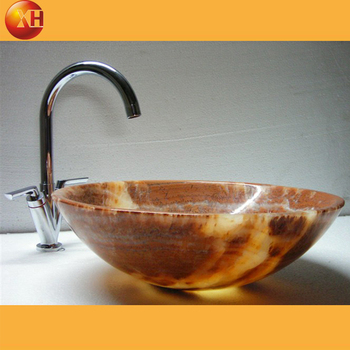 Natural Stone Bathroom Sink And Marble