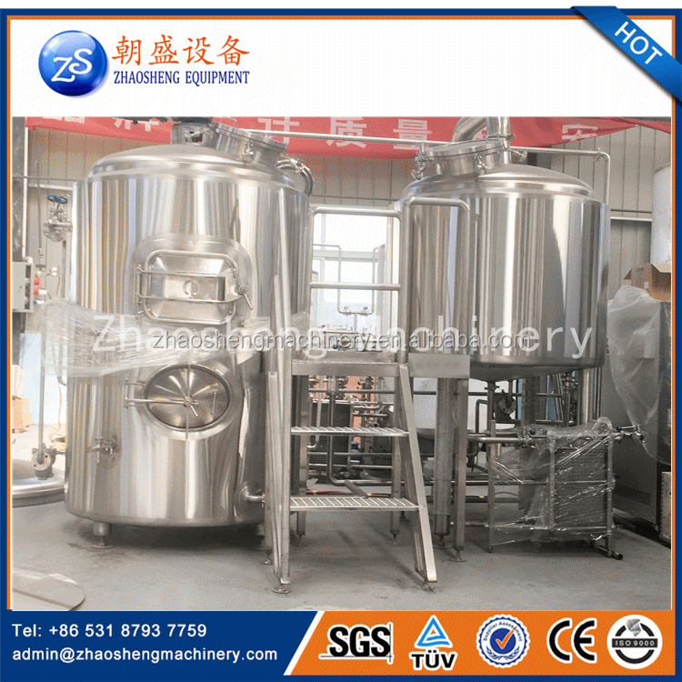 Double Win Malt Mill For Beer Barley For Beer Production Beer Brewing Equipment With Lower Price
