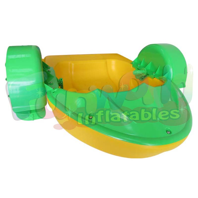 Kids competitive hand boat mini paddle boat for sale