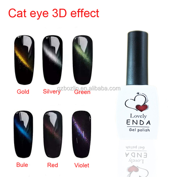 Magic Cat Eye 3d Gel Nail Polish