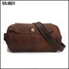 Top Quality Wholesale Price leather cell phone bag for sales mens shoulder bag