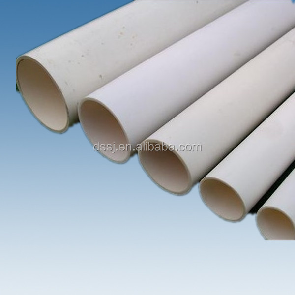32mm PVC Piping 1 inch Diameter Schedule 40 High Pressure 1""