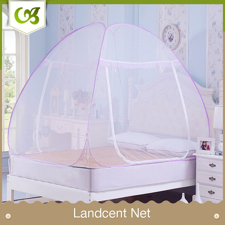 Top quality various styles circular girls mosquito nets bed canopy