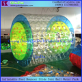 2016 water park epuipment for sale inflatable water roller water rolling ball