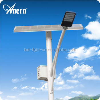 30w Best Prices Of Solar Street Lights With Intelligent Controller ...