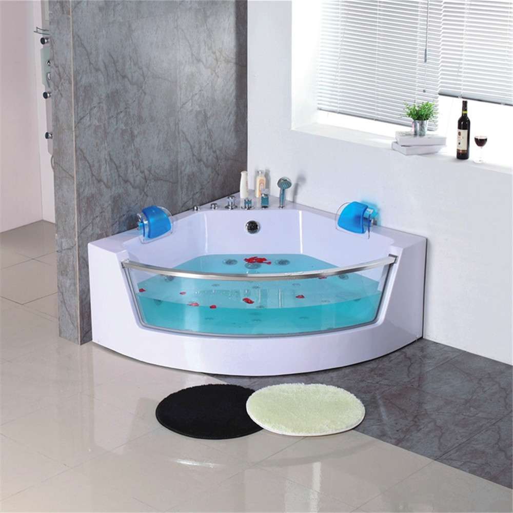 Zhejiang Hangzhou Indoor Bathtub For Bubble Machine Spa Bath - Buy ...