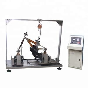 Bicycle frame front fork Fast vibration fatigue tester/test  equipment/testing machine