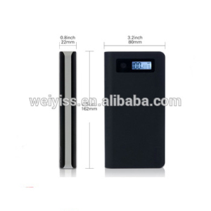high quality and cheap price pu leather powerbank from china supplier