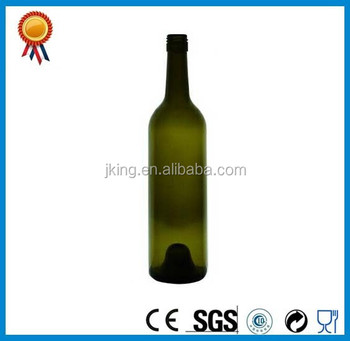Empty colored glass wine bottles buy colored glass wine for Where to buy colored wine bottles