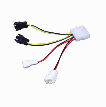 PC peripheral Molex connector to 1 2_350x350 pc peripheral molex connector to 1 2 ide power cable y splitter