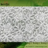 Stock Lots Jacquard Raschel Fabric Textile
