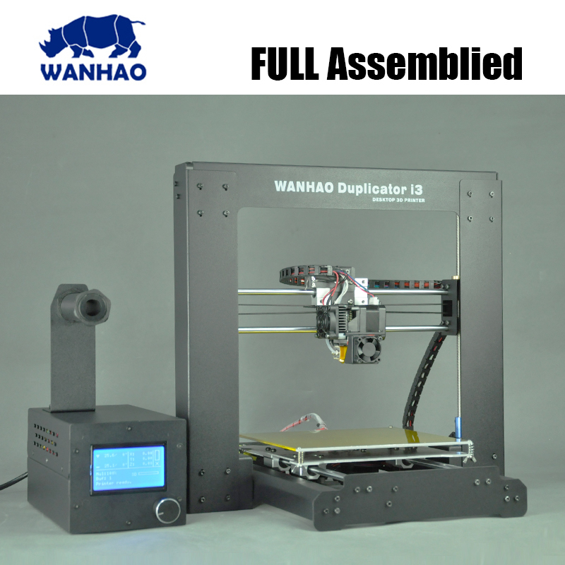 2015 new full metal impresora 3d, 3d printing machine, 3d nail printer