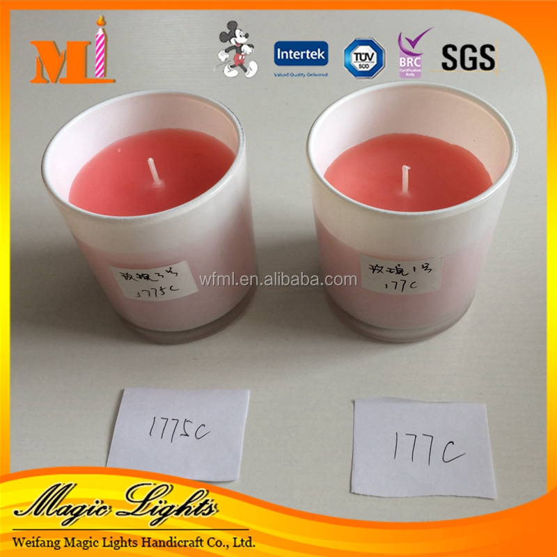 Personalized Eco-friendly Raw Material Various Model Branded Scented Candles