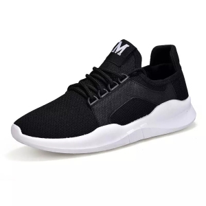 China manufacturers wholesale high quality breathable mesh fashion sports footwear men shoes