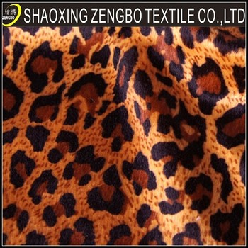 Tropical Print Upholstery Fabric Burnout Velvet Upholstery Fabric