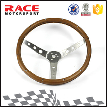 Mparts Fully Stocked Racing Off Road Wooden Steering Wheel