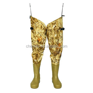 70D nylon taslon 100% Waterproof pants fly fishing Chest wader boot