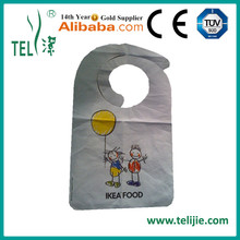 Customized Design Baby Bib Apron Funny Disposable Kids Apron