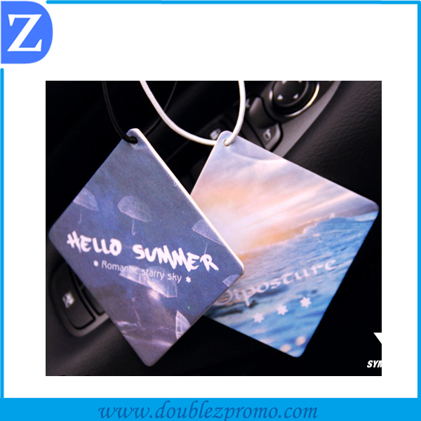 Groothandel opknoping auto lucht frisser parfum card voor for Groothandel interieur accessoires