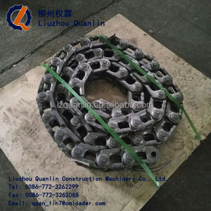 25C0124 chain track assy for CLG904D Excavator
