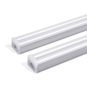 High quality double T5 led tube 4ft 8ft 30w 60w T5 led linear light with ETL DLC SAA TUV CE led light made in China supplier