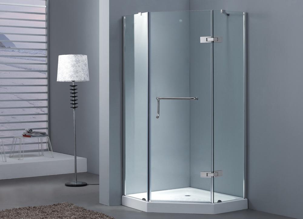 Frameless Hinge Glass Shower Door Parts Accessories - Buy Shower ...