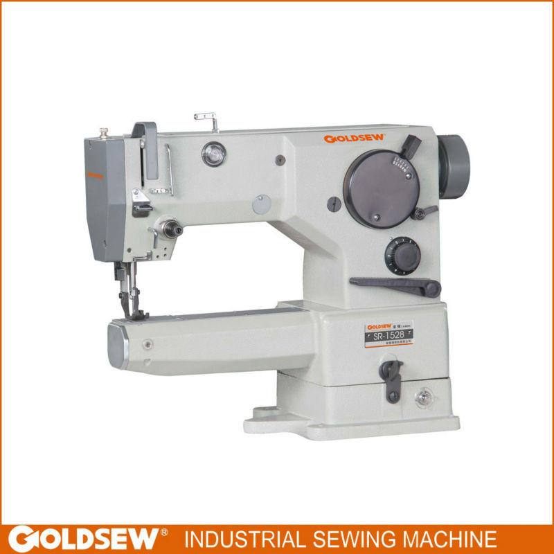 Sr-1528 Top And Button Feed Long Arm Sewing Machine