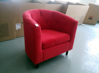 Excellent Tuv High Quality Hotel Furniture Tub Chair Red Color Single Sofa Chair Buy Cheap Tub Chairs China Furniture Tub Chairs Single Sofa Chair Product On Bralicious Painted Fabric Chair Ideas Braliciousco