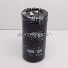 free shipping 100pcs Through Hole 100V10000uF Aluminum Electrolytic Capacitor Price 35*50MM