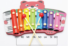 Wooden Xylophone, Music Instrument Educational Toy
