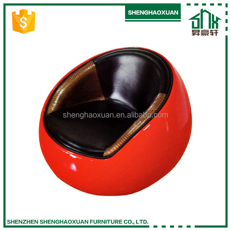 Hot sell 2017 new products simple fiberglass chair chair customized living room frp chairs