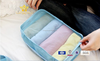 Organizer eco-friendly korea style travel bag
