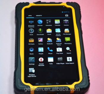 Chinese cheapest and qualified waterproof android mobile phone with IP67